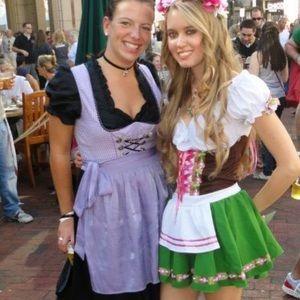 Leg Avenue Gretchen German Girl Halloween Costume